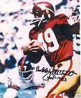 BOBBY MITCHELL HOF 83 WASHINGTON REDSKINS SIGNED 8X10
