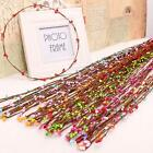 Внешний вид - 10Pcs/Lot Artificial Beads Branches Flower Stamen For Home Wedding Party Decor