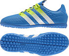 adidas Ace 16.3 Astro Turf Junior Football Trainers - Blue