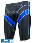 FINA Approved Boys Men Endurance Racing Competition Swimwear Jammer 22-32 S-XXL