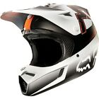 Fox Racing V3 ~ 2015 Franchise Orange Helmet