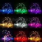 2/5/10m Usb Led Copper Wire String Fairy Light Strip Lamp Xmas Party Waterproof