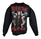 Roman Reigns Believe That WWE Ugly Christmas Mens Sweater Sweatshirt
