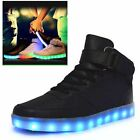Lovers LED Light Lace Up Luminous Shoes Couples Sportswear Sneaker Shoes Casual