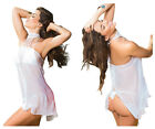 Mapale 7761 Cover-Up Beach Dress Color White
