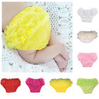 Baby Girl Knickers Ruffle Panties Bloomers Diaper Cover