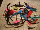 Grab Bag Multi Color/Size Lycra Stretch Spaghetti Straps Craft Notion Sewing CS4