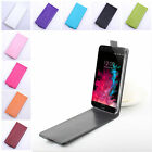 """PU Leather Protector Case Vertical Flip Cover For 5.5"""" Umi Touch Mobile Phone"""