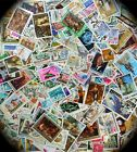Collections, Lots by the 100's from our stock of 1000000's of Worldwide Stamps