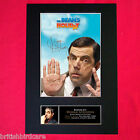 ROWAN ATKINSON Mounted Signed Photo Reproduction Autograph Print A4 179