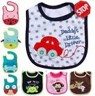 New Hot kids Baby Bibs Infants  Cartoon Saliva Towel Waterproof Lunch bibs Multi