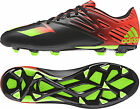 adidas Messi 15.3 Firm Ground / AG Mens Football Boots - Black
