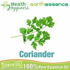 earthessence CORIANDER ~ CERTIFIED 100% PURE ESSENTIAL OIL ~ Therapeutic Grade