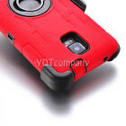 For Samsung GALAXY Note 3/4 Hybrid Rugged Shockproof Hard Protective Case Cover