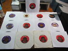 THE JB's lot of 13 45s PEOPLE soul funk 70s no dupe titles all VG+ or better