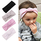 Baby Bow Hairband Girls Photography Toddler Turban Knot  Headwear