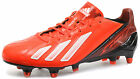 New Adidas Adizero F50 XTRX SG LEA Red Mens Football Boots Q33856