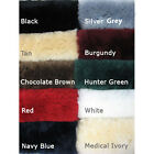 Natural Sheepskin Harness Strap Pads Cover Stroller Baby Carrier Seat Highchair
