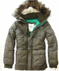 NWT Hollister HCO Men's PARKA Heavy Winter Jacket Jumper Outerwear S