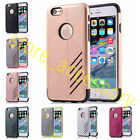 Drop Bumper Back Covers PC+TPU Shockproof Fitted Cases Essential For Cell Phones