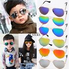 Children Kids Toddler Sunglasses Shades UV400 Boy Girls MIRROR LENS TXCL