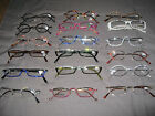 Made with Swarovski Crystal Jeweled Reading Glasses +1.00 Oval Bling Frames NEW!