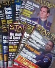 Star Trek The Magazine Vol 2 #9 thru Vol 3 #8 published 02 - 03 sold individual on eBay