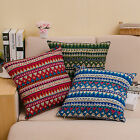 Classic Persian Antique Cotton Blend Linen Sofa Throw PillowCase Cushion Cover