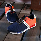 Fashion New Men's sports shoes breathable mesh Casual Running Athletic Shoes