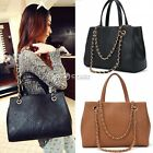 New Women Handbag Shoulder Bags Tote PU Leather Ladies Messenger Hobo Bag DZ88