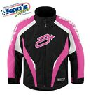 ARCTIVA Youth Pink COMP 7 INSULATED Winter Snowmobile Jacket