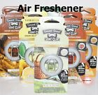YANKEE CANDLE CAR * Smart Scent Vent Clips * AIR FRESHENER * ODOR NEUTRALIZING