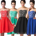 Formal Prom Evening Cocktail Graduation Party Short Homecoming Bridesmaid Dress