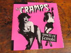 """CRAMPS Smell of Female 7"""" box set NEW ROSE 70s punk rockabilly VG++ clean"""