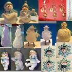 SNOWMEN ORNAMENTS, Cute Ornaments in Assorted Styles