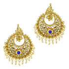 Pearl sets earrings Ganesha Vinayaka Ganpati God bridal jewellery sets ABEA0310