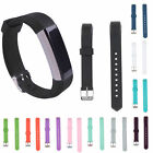 Classic Replacement Silicone Watch Band Strap Buckle for Fitbit Alta Tracker NEW