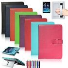Slim Magnetic PU Leather Smart Cover Stand For Apple iPad Mini 1 2 3 Hard Case