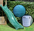 Garden Games Deluxe Children's Wavy Slide Extra Heavy Duty Build Quality