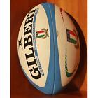 PALLONE RUGBY ITALIA MAXI 50x30cm - GILBERT - Size 50x30cm