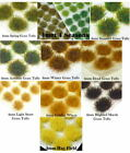 120 x 4mm Static Grass Tufts Self Adhesive 28mm Ancients Wargames Basing Terrain