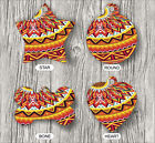 AZTEC STYLE #6 PETS TAGS -hy5z