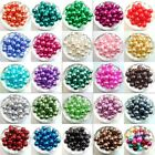 $0.99 Free Shipping Top Quality Czech Glass Pearl Round Spacer Beads 3mm 4mm 6mm