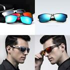 Summer Mens Mirrored Sunglasses Outdoor Driving Sports Eye Glasses Eyewear