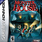 NEW Monster House for GBA - FREE SHIP