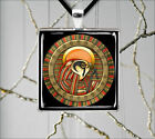 EGYPTIAN GOD OF RA #5 PENDANT NECKLACE  -s3c5v