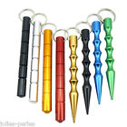 JP Aluminum Portable Self-defense Pointed Karate Material Kubotan Stick Keyrings