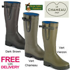 Le Chameau Vierzonord Femme Ladies Wellies (FREE UK DELIVERY)