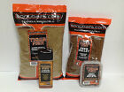 SONUBAITS TIGER FISH COLLECTION INCLUDES GROUNDBAIT LIQUID FEED PELLETS HOOKERS