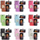 QW Wallet Holder Leather Pouch Case Cover For ZTE Blade A510